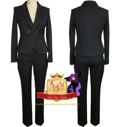 Ladies Tailored Trouser Suits From UK image 4