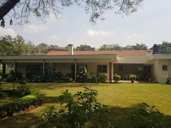 4 bedroom house for rent in Old Muthaiga image 11