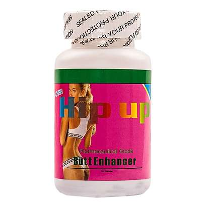 J CHEN Hip up Butt Enhancer Vitamin Supplements 1026mg - 100 Capsules