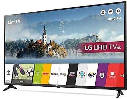 LG 65 inches Smart  UHD-4K NANOCELL Digital TVs image 1