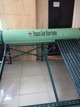 Pressurized Solar Water Heater