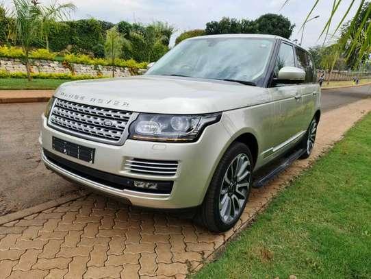 Land Rover Range Rover Vogue image 7