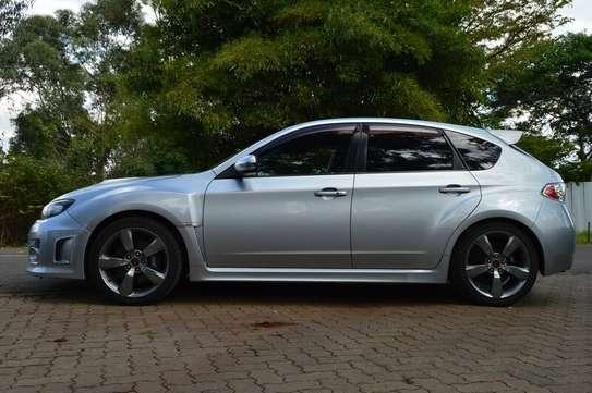Subaru Impreza WRX Hatchback image 4