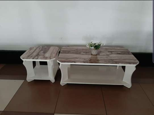 Coffee Table & Snack Table Combo image 1