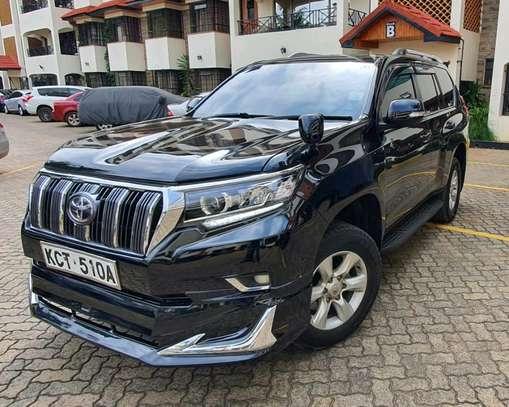 Toyota Prados J150 for Hire image 2