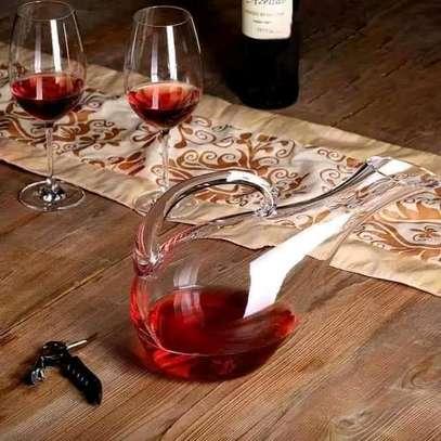 Wine decanter/glass wine decanter/2lts wine decanter image 4