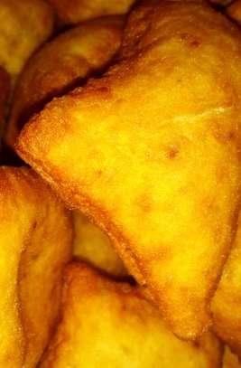 Cakes| mandazi | chapati | MANDAZI |MAHAMRI image 1