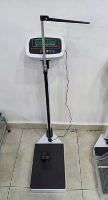 Digital Height and Weight Scale image 1