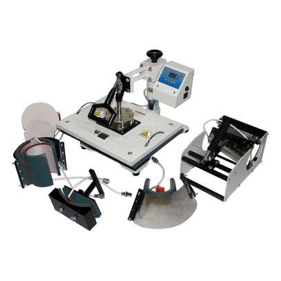 Heat Press Machine Economy multipurpose heat press image 1
