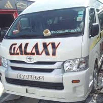 Galaxy Courier image 2