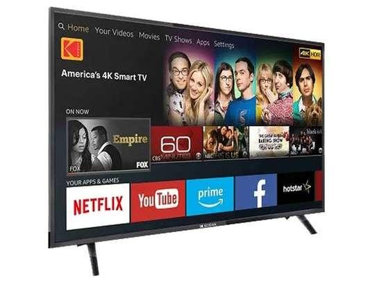"""SAMSUNG – 65"""" – UHD 4K CURVED SMART LED TV  NEW MODEL image 1"""