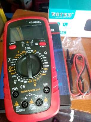 VC890DL Digital Multimeter image 1