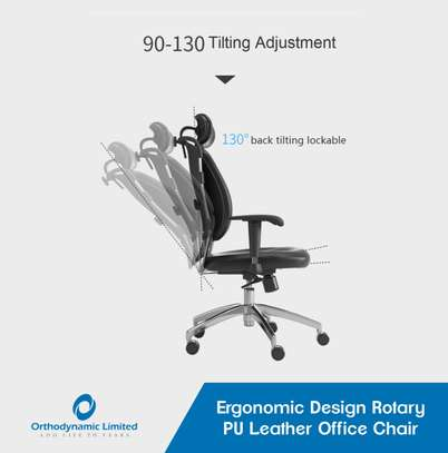 Ergonomic Orthopaedic Office Chair image 4