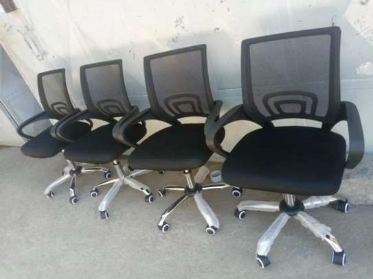 SECRETARIAL OFFICE CHAIRS image 4
