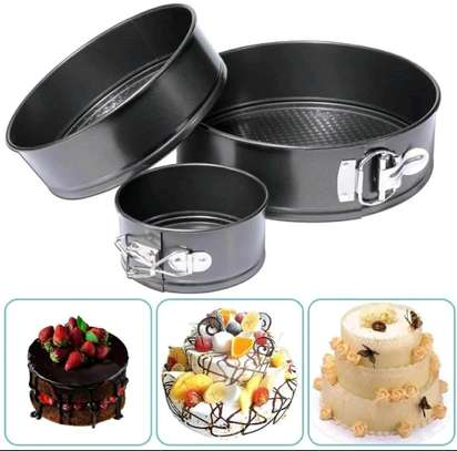 3in1 Non~stick baking tins image 4