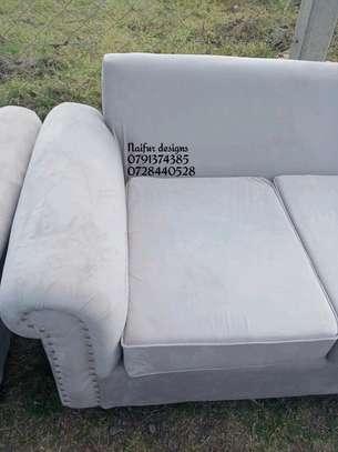 Two seater sofas for sale in Nairobi Kenya/Modern sofas/sofas for two/beige sofas image 3
