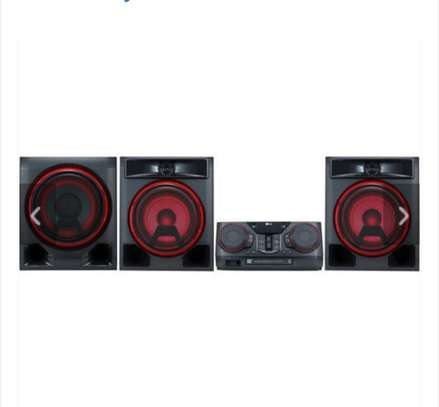 LG CK57 1100W Bluetooth Music System image 2