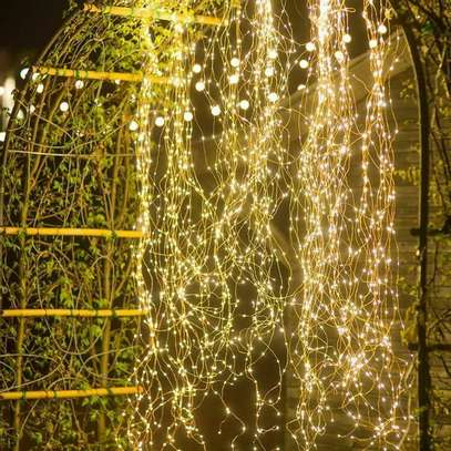LED Fairy Lights String Outdoor image 1