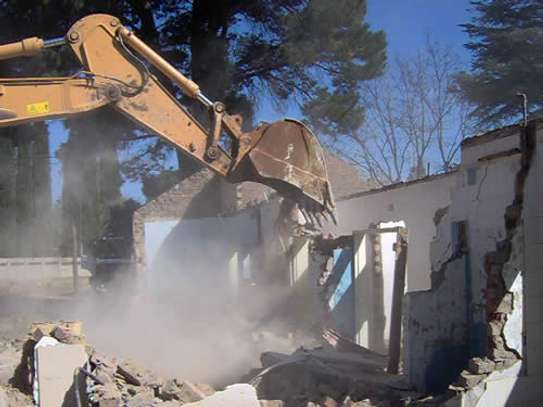 Demolishing, Rubble Removals, Site Clearance, Tree Cutting, Landscaping & Gardening