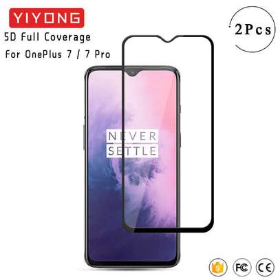 5d Glass Protector For One Plus 7/7 Pro image 6