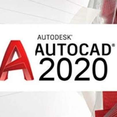 Autodesk Autocad 2020 Softwares
