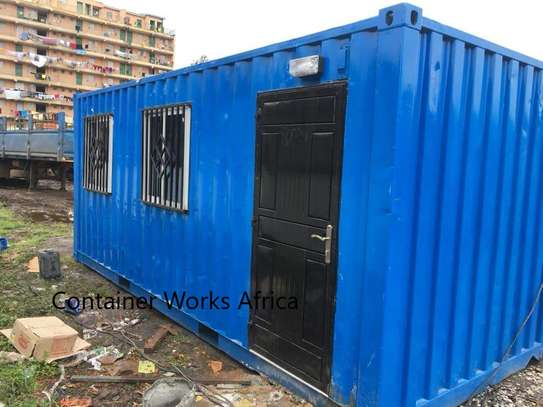 20ft shipping containers image 8