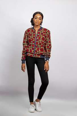 Dashiki college jackets image 6