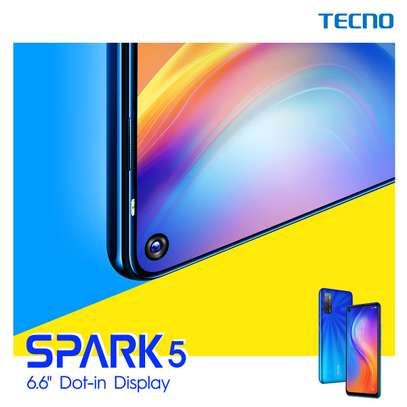 "Tecno Spark 5, 6.6"", 32GB + 2GB RAM (Dual SIM), 5000mAh image 2"