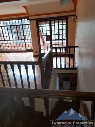 2 bedroom house for rent in Karen image 5