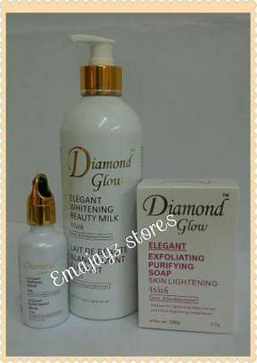 DIAMOND GLOW SET