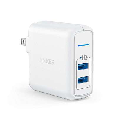 Anker Elite USB 2 Dual Port Wall Charger