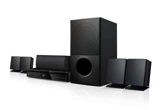 LG 627 home theater system image 1