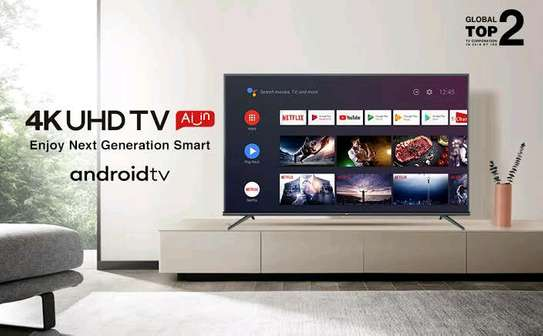 TCL 75 inches Smart UHD 4K TV Android OS -75P8M image 2