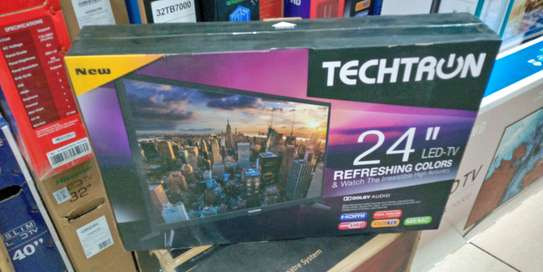 Tectrun 24 inch digital tv