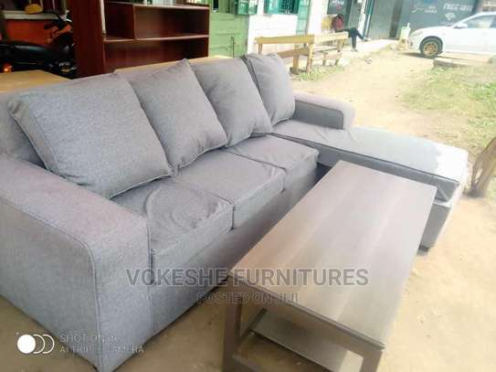 L Shaped Couch image 1