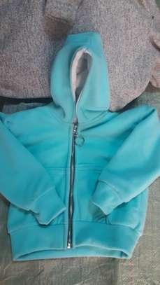 School fleece jackets image 5