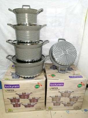 Luckyrain granite cookware image 1