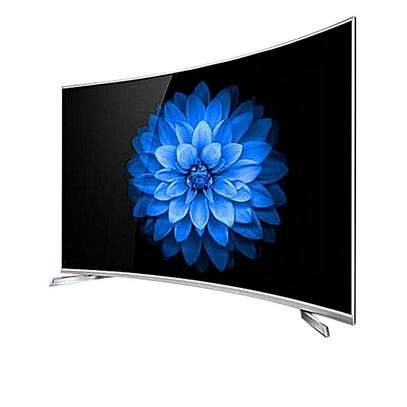 "Hisense 55"" 55M5600UCW UHD 4K Curved Smart LED TV image 1"