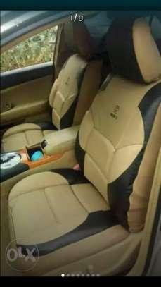 Chrisarts Car Seat Interior image 14