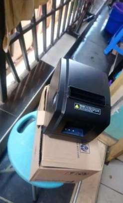 80mm Auto Cutter Thermal Pos Receipt Printer