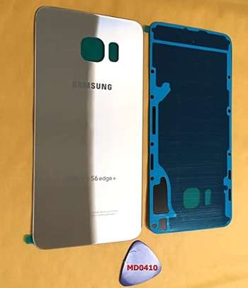 Battery Cover Replacement Back Door Housing Case For Samsung Galaxy S6 S6 Edge S6 Edge Plus image 2