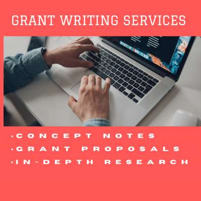 Professional Grant Writing Services image 2