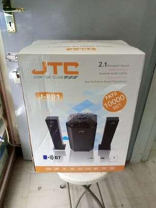 JTC J801 Plus 2.1 Channel Multimedia Speaker image 1