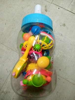 Baby rattle set 1 image 1