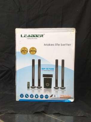 Leadder SP-572B - 5.1Ch Home Theatre black image 2
