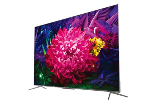 TCL 55C715 55 Inch QLED UHD 4K ANDROID AI SMART (2020 MODEL ) Product by TCL image 1