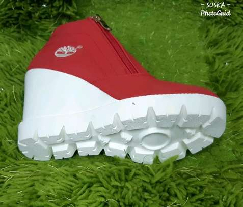 Timberland Wedges