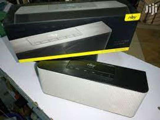 NBY 5 Watts Superbass Bluetooth Speaker. image 1