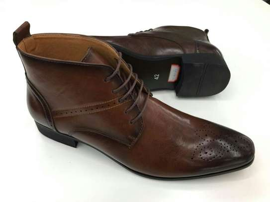 Smart Casual Boots