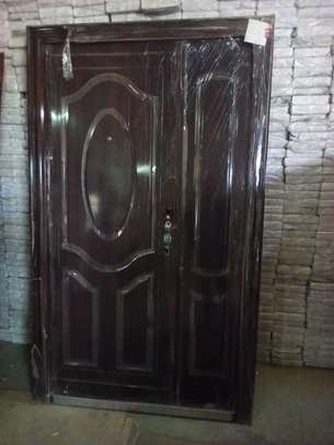Double Steel  Security Doors(1 1/2)